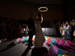La boda de Estefanía y Yon 2