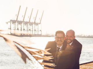 La boda de Matías y Guido