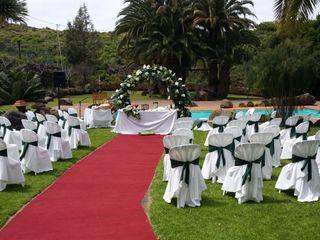 La boda de Susana y Molo 1