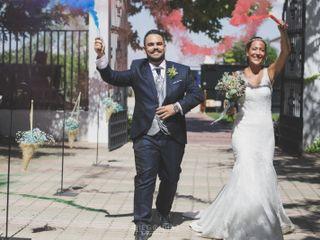 La boda de Lidia y José Andrés