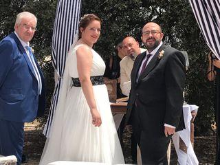 La boda de Isa y Noel