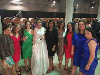 La boda de Fátima y Víctor 2