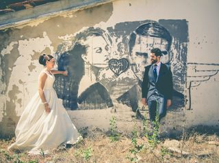 La boda de Noelia y Jaime 1