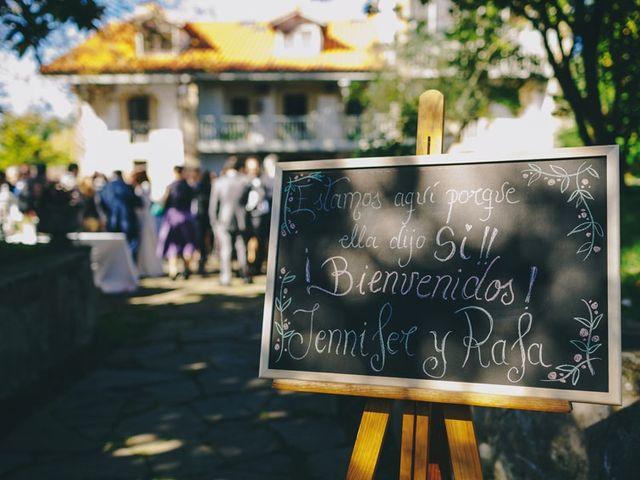 La boda de Rafa y Jennifer en Arnuero, Cantabria 1