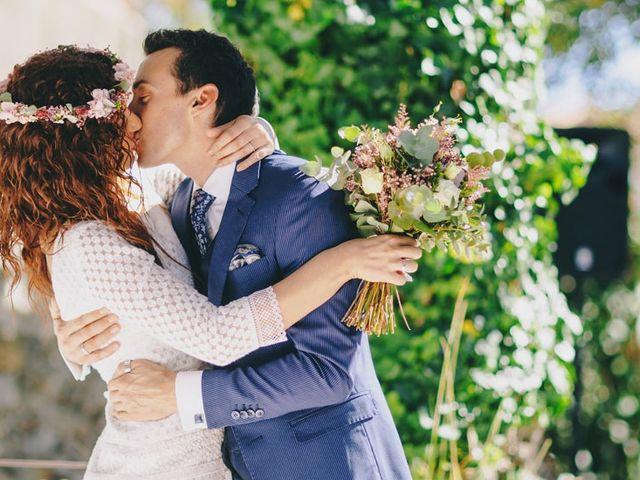 La boda de Jennifer y Rafa