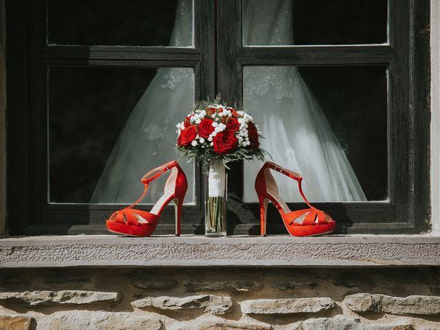 La boda de Miguel y Nuria en Sosas De Laciana, León 9