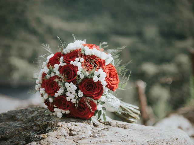 La boda de Miguel y Nuria en Sosas De Laciana, León 11