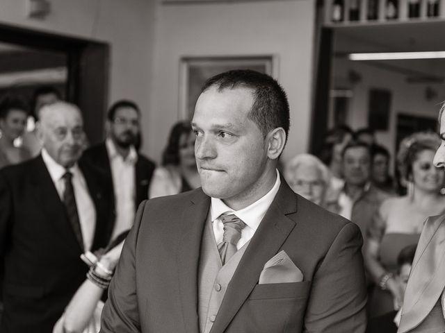 La boda de Miguel y Nuria en Sosas De Laciana, León 17