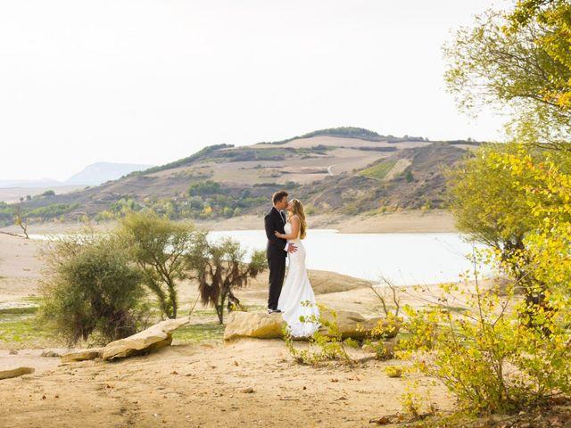 La boda de Estefanía y Yon