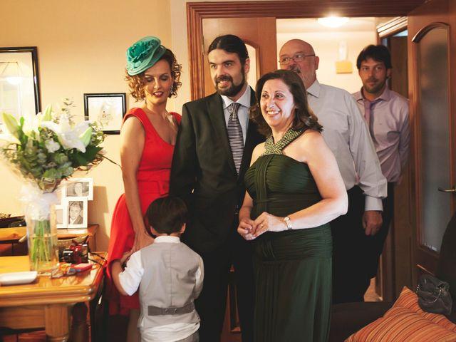 La boda de Roberto y Silvia en La Pobla De Farnals, Valencia 10