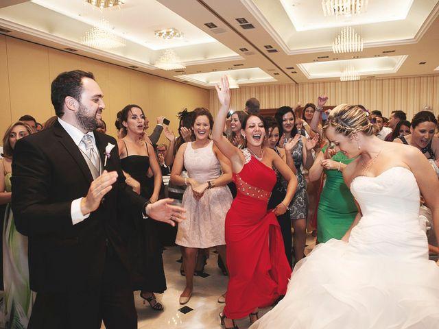La boda de Roberto y Silvia en La Pobla De Farnals, Valencia 31