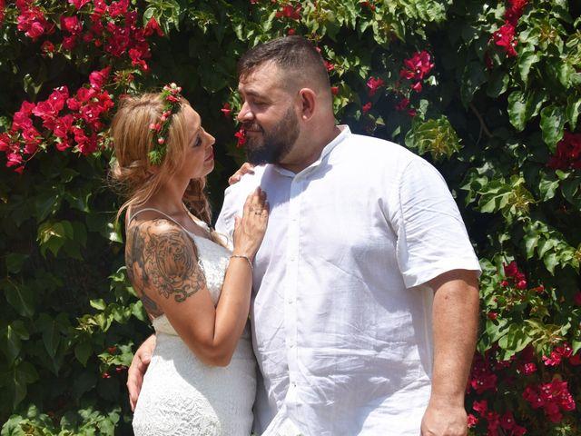 La boda de Marian y Diego