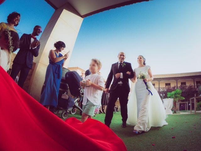 La boda de Emilio y Lydia en Belmonte, Cuenca 5