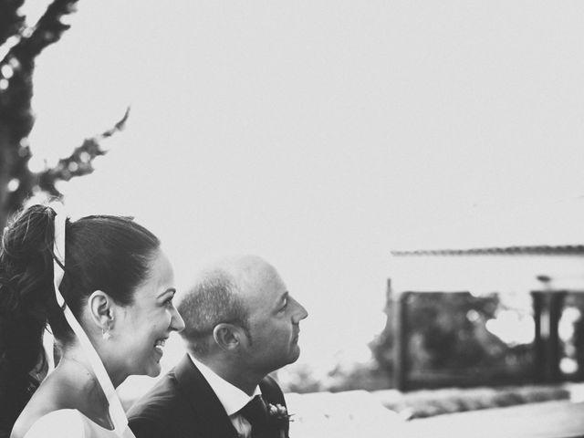 La boda de Emilio y Lydia en Belmonte, Cuenca 1