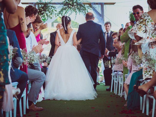 La boda de Emilio y Lydia en Belmonte, Cuenca 3