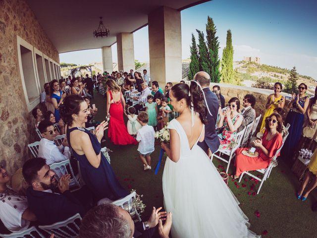 La boda de Emilio y Lydia en Belmonte, Cuenca 7