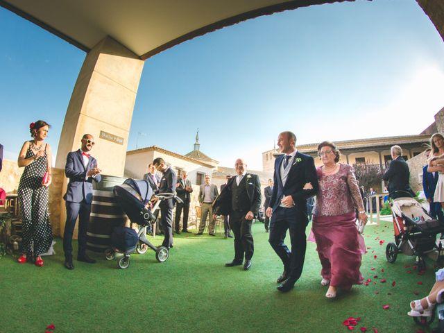 La boda de Emilio y Lydia en Belmonte, Cuenca 9