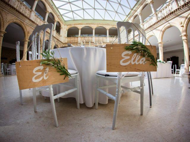 La boda de Emilio y Lydia en Belmonte, Cuenca 40