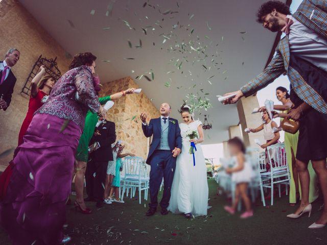 La boda de Emilio y Lydia en Belmonte, Cuenca 17