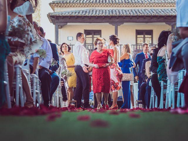 La boda de Emilio y Lydia en Belmonte, Cuenca 21