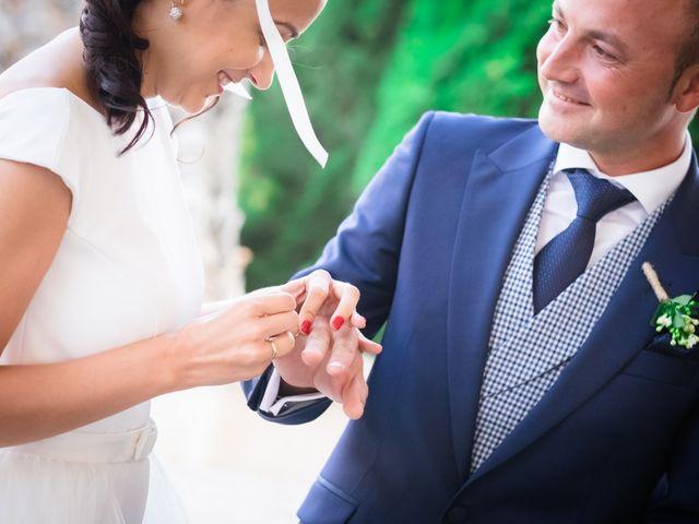 La boda de Emilio y Lydia en Belmonte, Cuenca 33