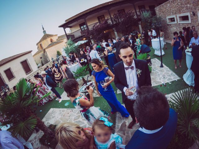 La boda de Emilio y Lydia en Belmonte, Cuenca 34
