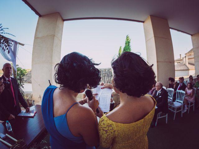 La boda de Emilio y Lydia en Belmonte, Cuenca 35