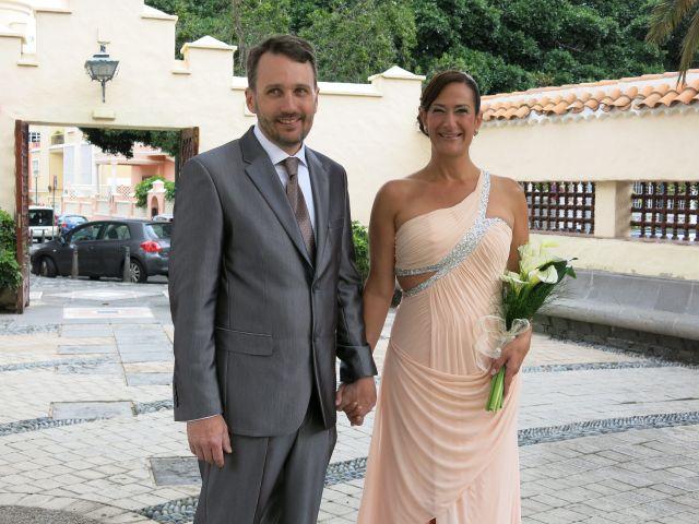 La boda de Molo y Susana en Las Palmas De Gran Canaria, Las Palmas 1