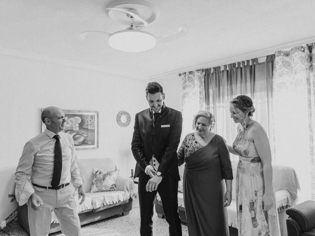 La boda de Carlos y Nuria en La Manga Del Mar Menor, Murcia 10