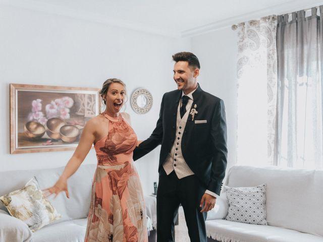 La boda de Carlos y Nuria en La Manga Del Mar Menor, Murcia 16