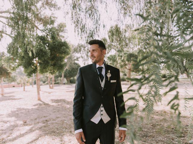 La boda de Carlos y Nuria en La Manga Del Mar Menor, Murcia 17