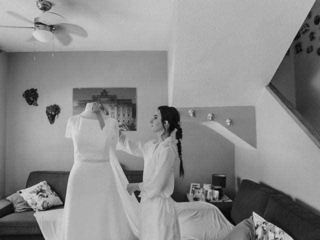 La boda de Carlos y Nuria en La Manga Del Mar Menor, Murcia 30