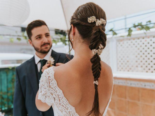 La boda de Carlos y Nuria en La Manga Del Mar Menor, Murcia 35