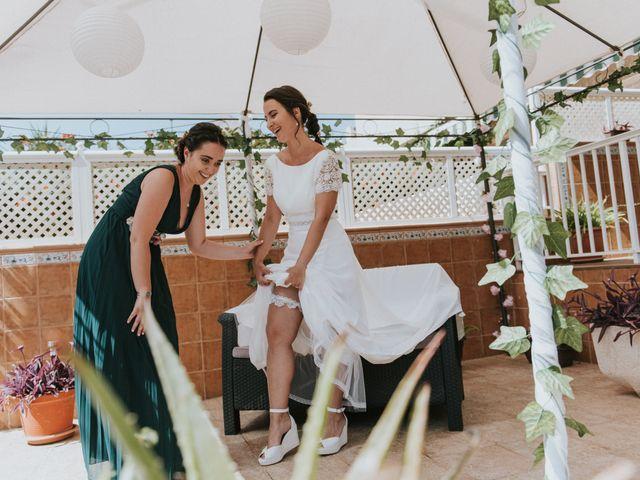 La boda de Carlos y Nuria en La Manga Del Mar Menor, Murcia 36
