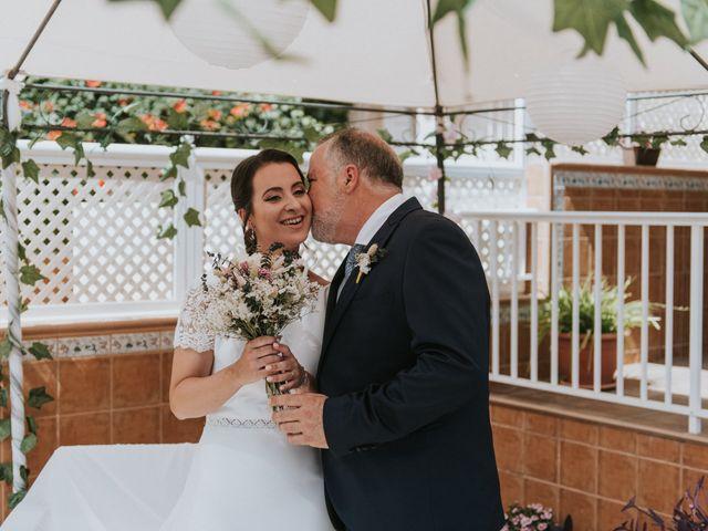 La boda de Carlos y Nuria en La Manga Del Mar Menor, Murcia 38