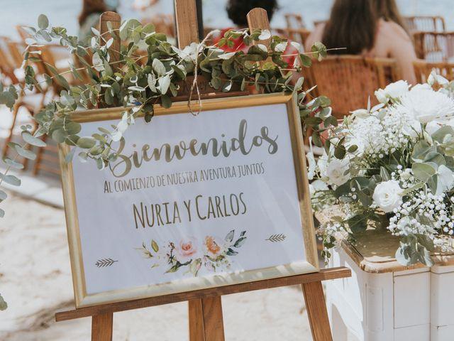 La boda de Carlos y Nuria en La Manga Del Mar Menor, Murcia 40