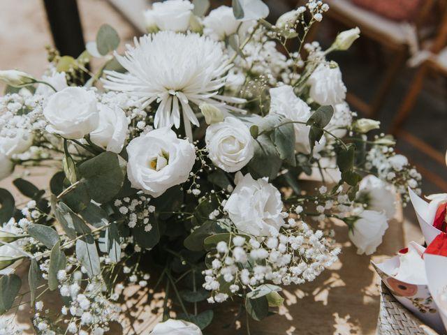 La boda de Carlos y Nuria en La Manga Del Mar Menor, Murcia 43