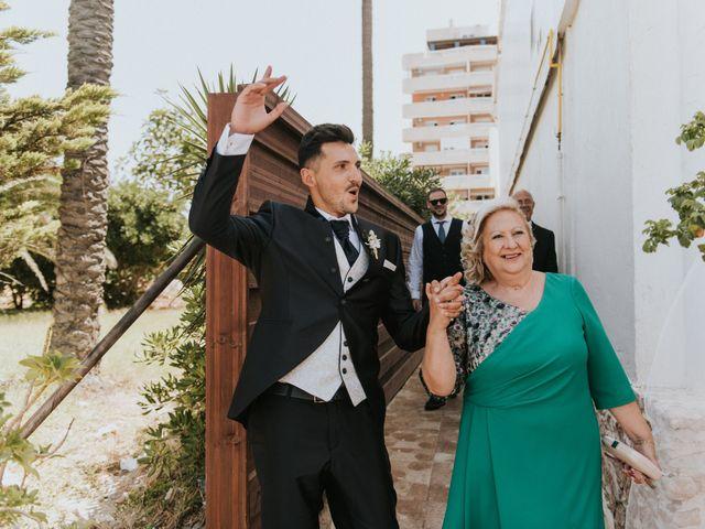 La boda de Carlos y Nuria en La Manga Del Mar Menor, Murcia 45