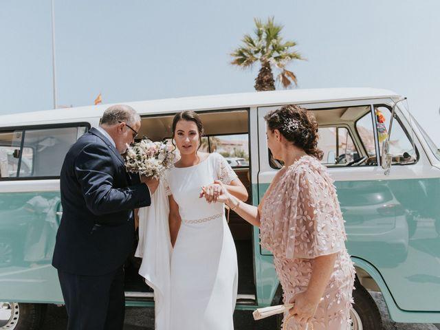 La boda de Carlos y Nuria en La Manga Del Mar Menor, Murcia 47