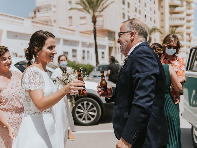La boda de Carlos y Nuria en La Manga Del Mar Menor, Murcia 49