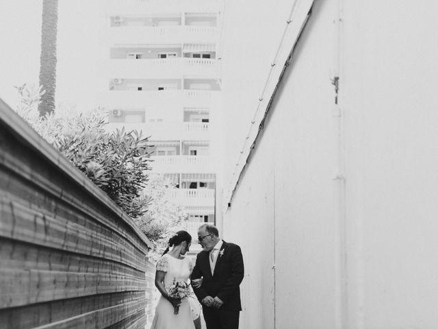 La boda de Carlos y Nuria en La Manga Del Mar Menor, Murcia 54
