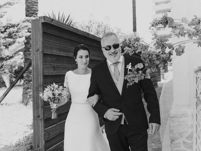 La boda de Carlos y Nuria en La Manga Del Mar Menor, Murcia 55