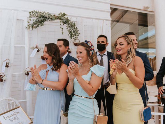 La boda de Carlos y Nuria en La Manga Del Mar Menor, Murcia 56