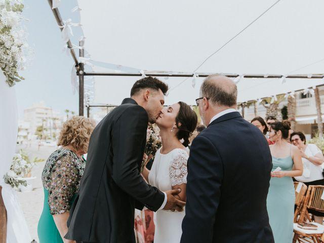 La boda de Carlos y Nuria en La Manga Del Mar Menor, Murcia 58