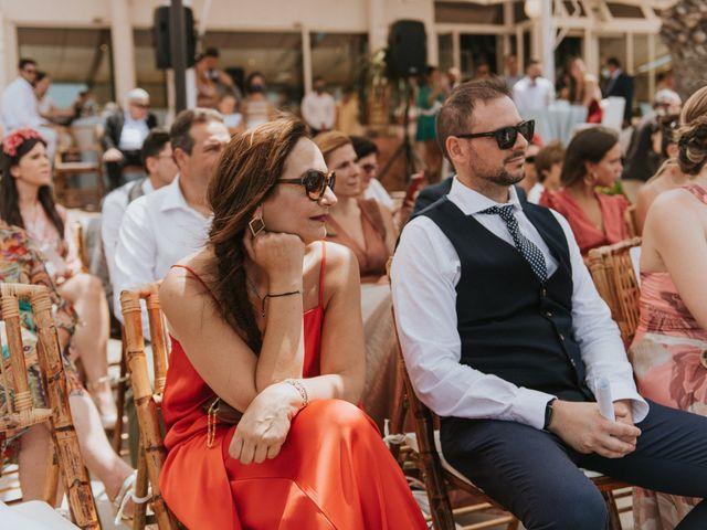 La boda de Carlos y Nuria en La Manga Del Mar Menor, Murcia 62