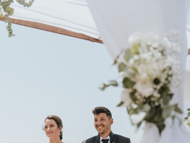 La boda de Carlos y Nuria en La Manga Del Mar Menor, Murcia 63