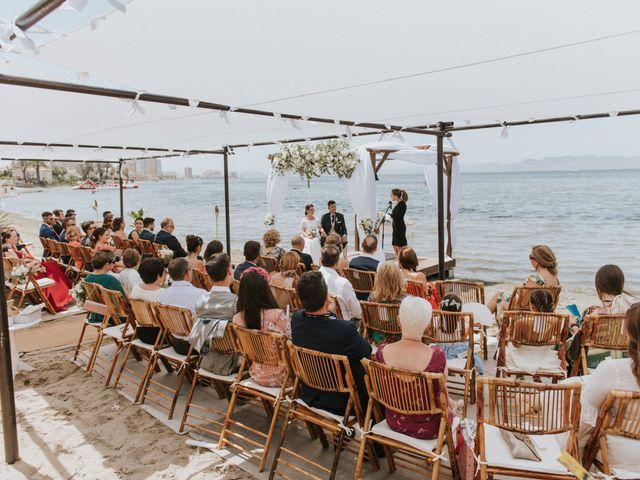 La boda de Carlos y Nuria en La Manga Del Mar Menor, Murcia 65