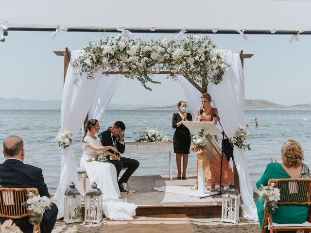 La boda de Carlos y Nuria en La Manga Del Mar Menor, Murcia 69