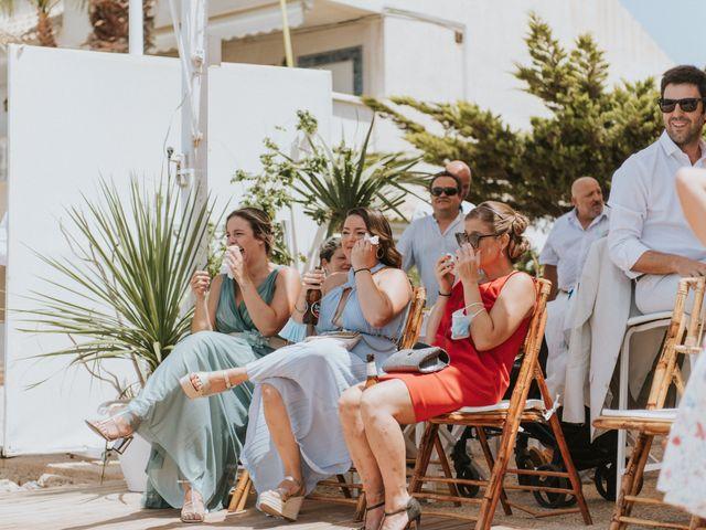 La boda de Carlos y Nuria en La Manga Del Mar Menor, Murcia 70