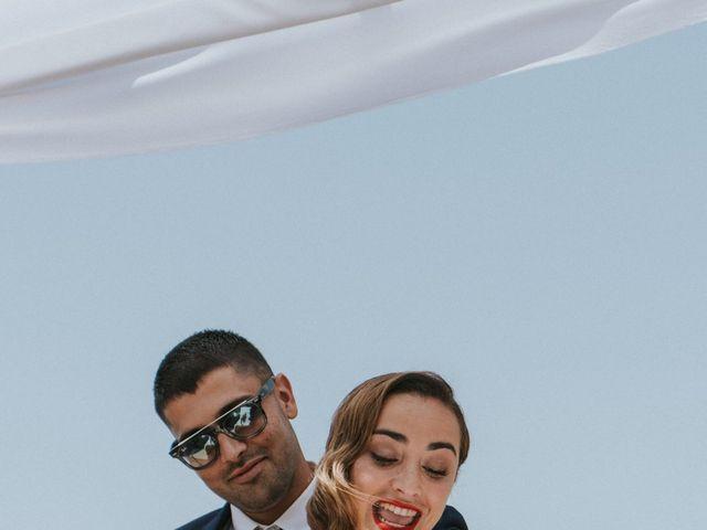 La boda de Carlos y Nuria en La Manga Del Mar Menor, Murcia 72
